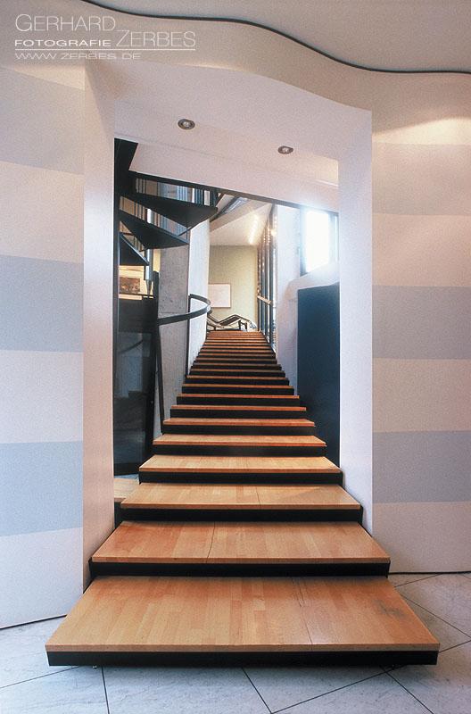 Interior Design Innenarchitektur und Architektur Fotografie für Architekten und zur Firmenpräsentation. Werbefotografie Köln