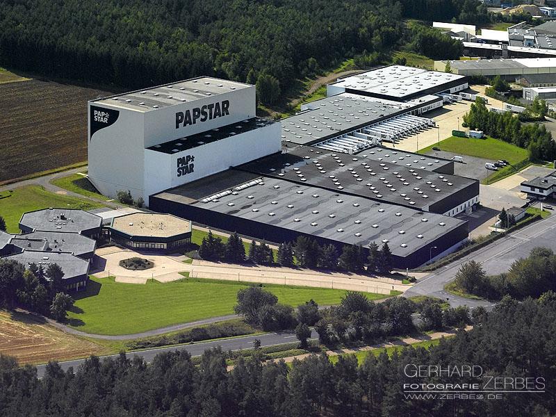 Architekturfotografie Luftaufnahme für Architekten und zur Firmenpräsentation. Werbefotografie Köln