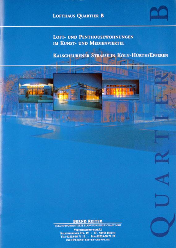 Architekturfotografie für Architekten und zur Firmenpräsentation. Werbefotografie Köln