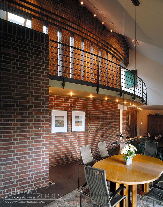 Innenarchitektur Fotografie für Architekten und zur Firmenpräsentation. Werbefotografie Köln
