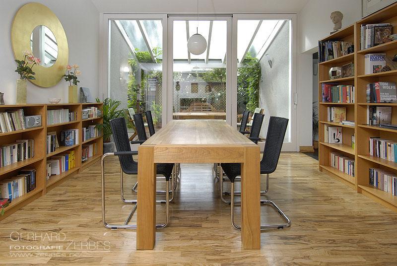 Interior und Architekturfotografie für Architekten und zur Firmenpräsentation. Werbefotografie Köln
