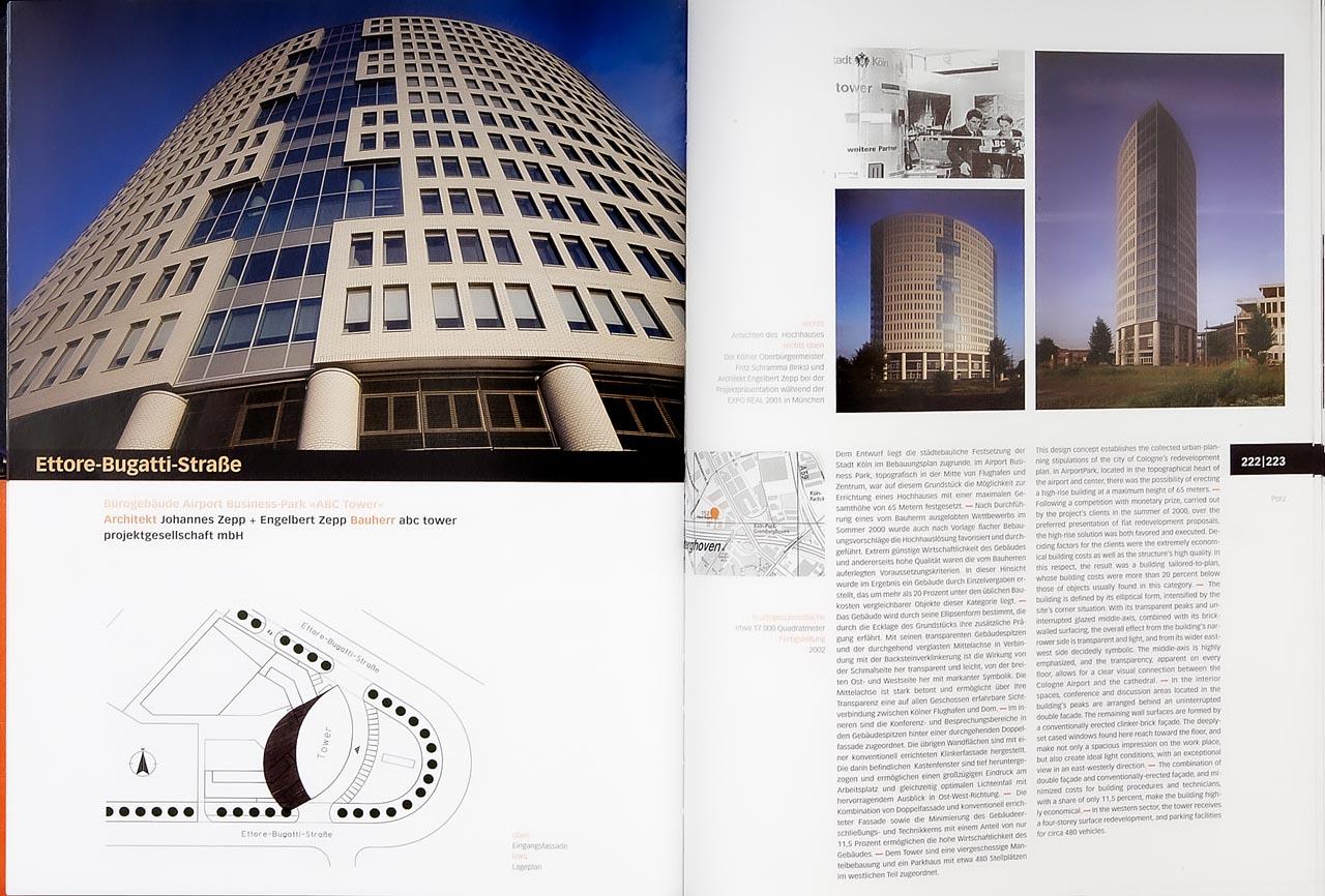 Professionelle Architekturfotogafie für besondere Objekte - Zerbes Werbefotografie Köln