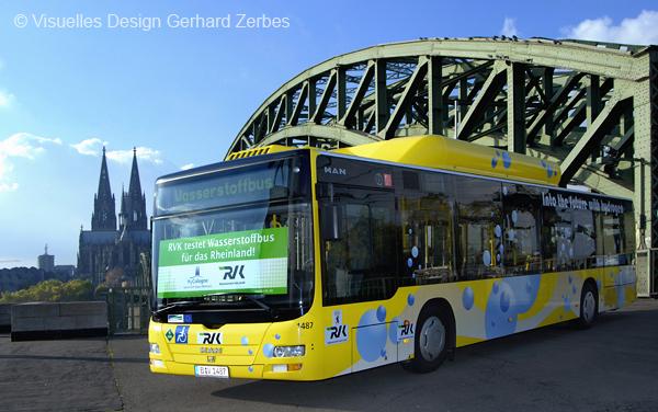 Fotografie Verkehr und Sicherheit für RVK