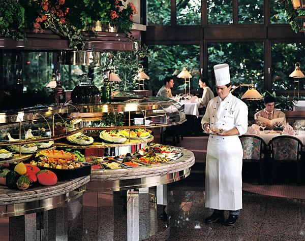 Restaurant - Hotelfotografie für Web, Print und Presse. Fotos der Hotelarchitiktur, Zimmer und vom Ambiente.