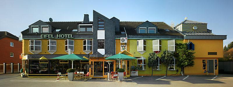 Architekturaufnahme - Hotelfotografie für Web, Print und Presse. Fotos der Hotelarchitiktur, Zimmer und vom Ambiente.