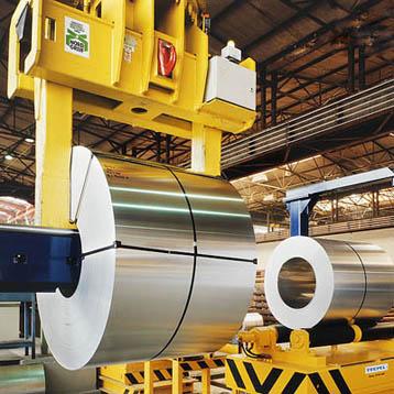 Werbefotografie Köln - Industriefotogafie Stahlproduktion