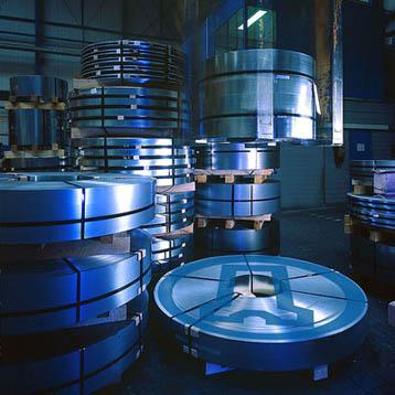 Werbefotograf Köln - Industriefotogafie Stahlproduktion