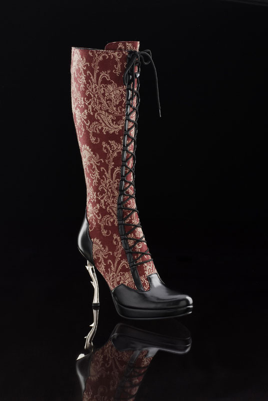 Modefotografie, Produktfoto Schuhe im Fotostudio Köln. Fotografen Portfolio