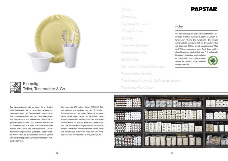 Produktfotografie und Stills für Papstar, Fotograf Köln Portfolio